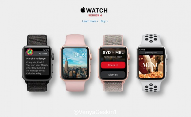 MacBook, Apple Watch, iPod, dan iPhone Baru Muncul di EEC