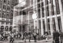 5 Apple Store di Beijing Dibuka Kembali Secara Terbatas