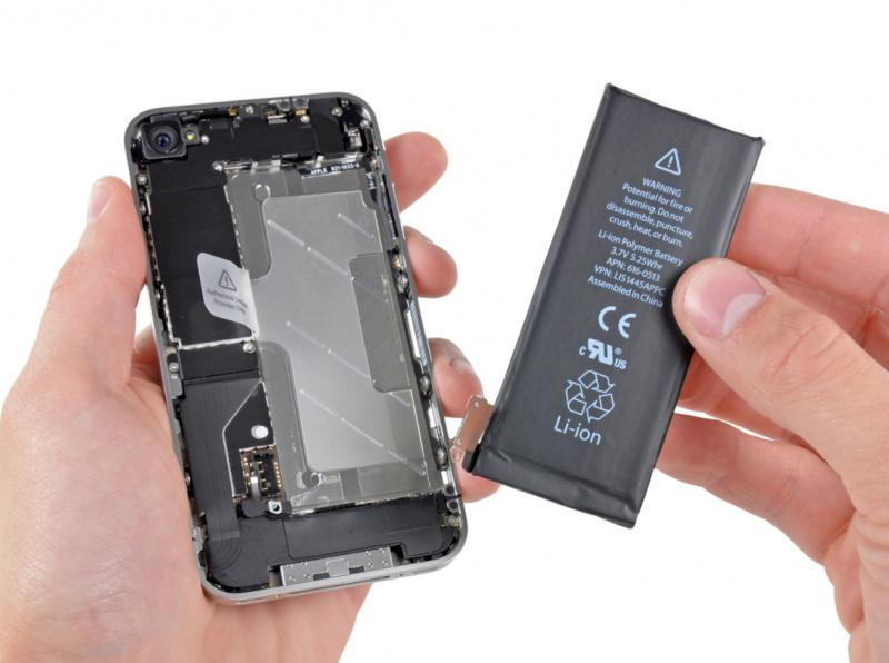 Notifikasi Service Baterai iPhone Akan Muncul Jika Baterai Tidak Asli