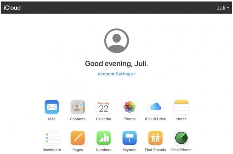 Apple Rilis Situs iCloud Dengan Desain Baru, Kini Masih Beta