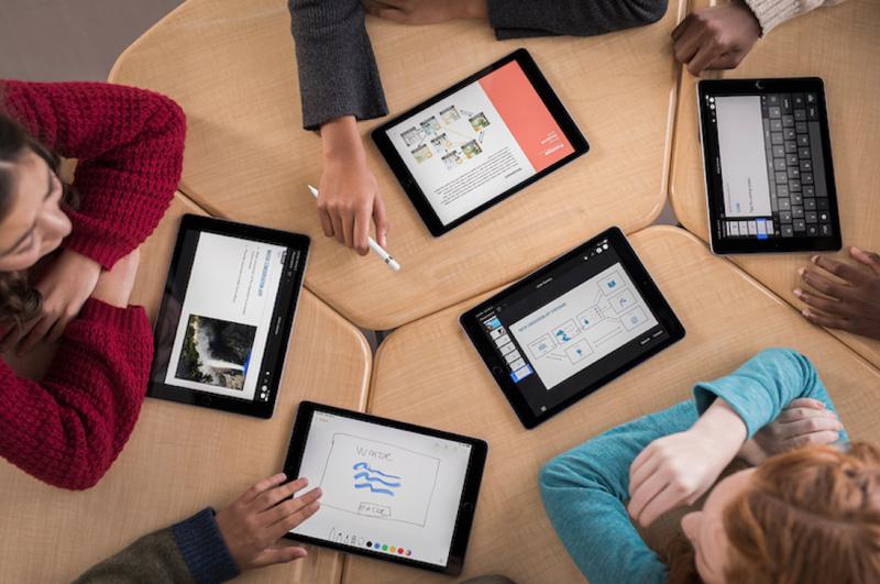 50.000 Pelajar di Skotlandia Mendapatkan iPad Gratis