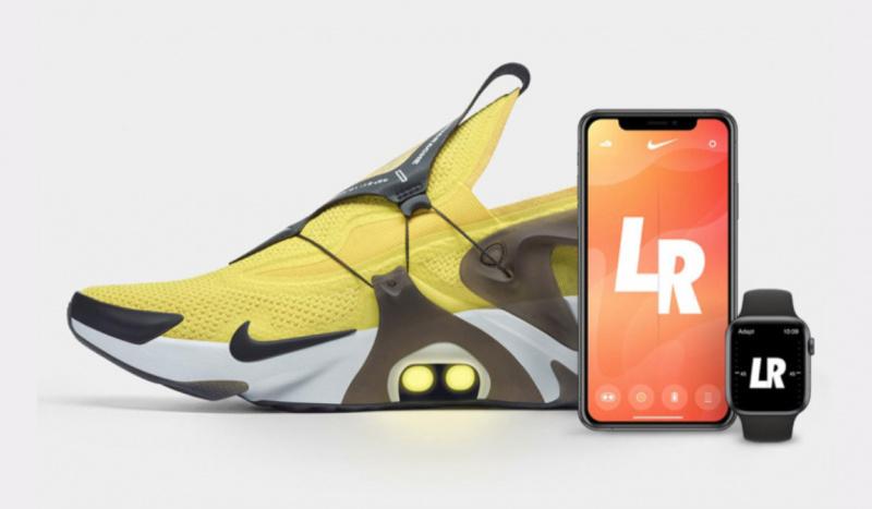 Nike Adapt Huarache, Sepatu Cerdas yang Support Siri dan Apple Watch