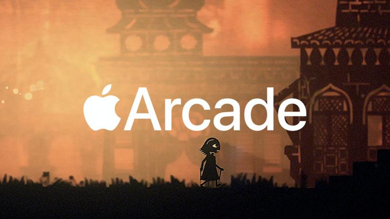 Layanan Berlangganan Game Apple Arcade Resmi Dirilis