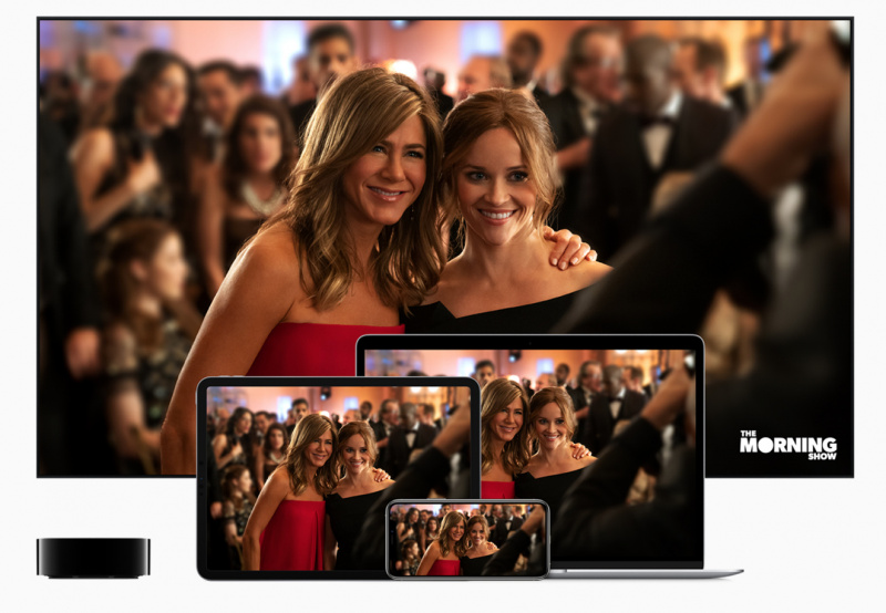 Apple TV+ Akan Dirilis di 100 Negara Pada 1 November