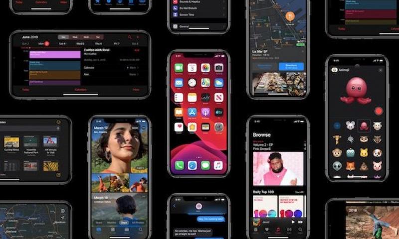 Apple Resmi Rilis iOS 13 Golden Master ke Pengembang