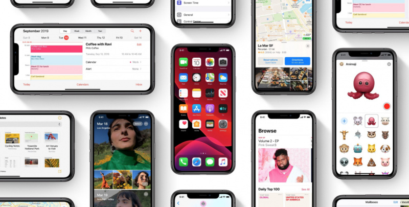 Apple Rilis iOS 13.5.5 Beta ke Pengembang Aplikasi