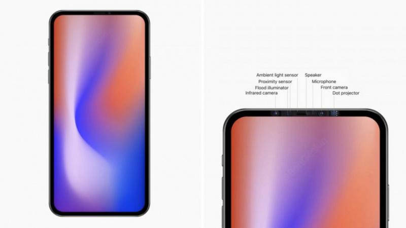 iPhone 2020 Akan Gunakan Desain Layar Besar Tanpa Notch?