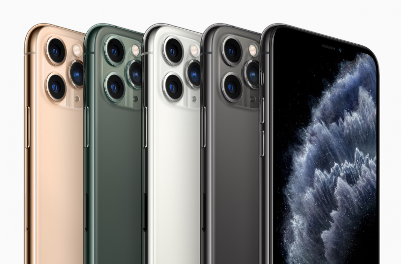 Stok Pre-Order iPhone 11 Pro dan 11 Pro Max Langsung Ludes