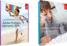 Adobe Premiere and Photoshop Elements 2020 Dirilis ke Mac