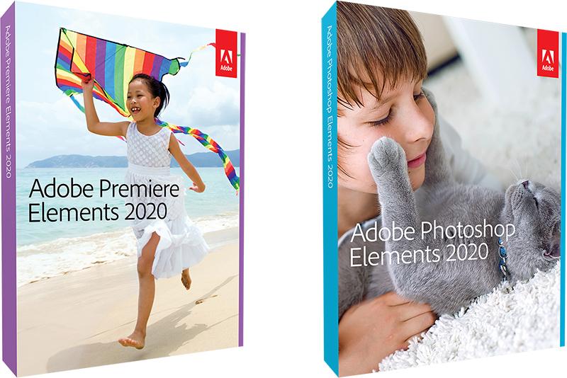 Adobe Premiere and Photoshop Elements 2020 Dirilis ke Mac