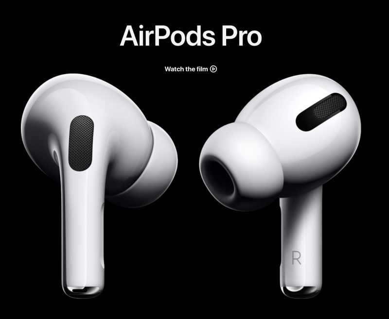 Apple Rilis Update Firmware AirPods Pro Versi 2D15