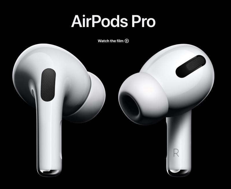 Apple Resmi Memperkenalkan AirPods Pro
