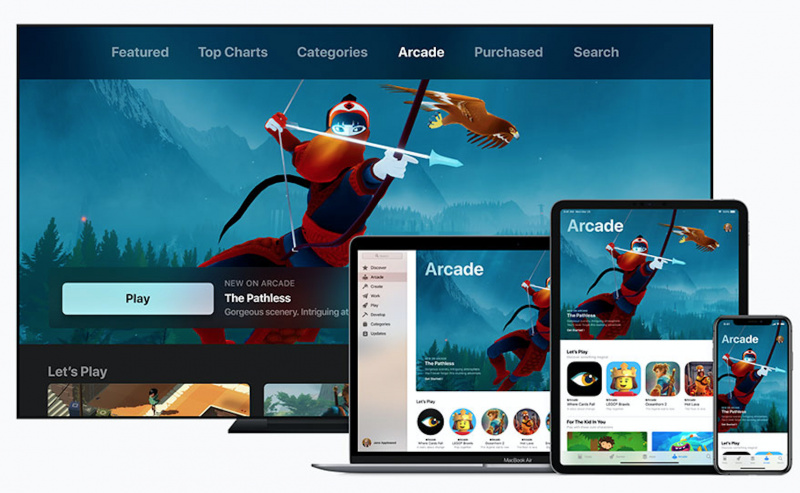 Apple Tambah 5 Game Baru di Layanan Apple Arcade