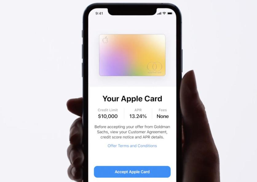 Apple Card Dianggap Sebagai Kartu Kredit Paling Sukses