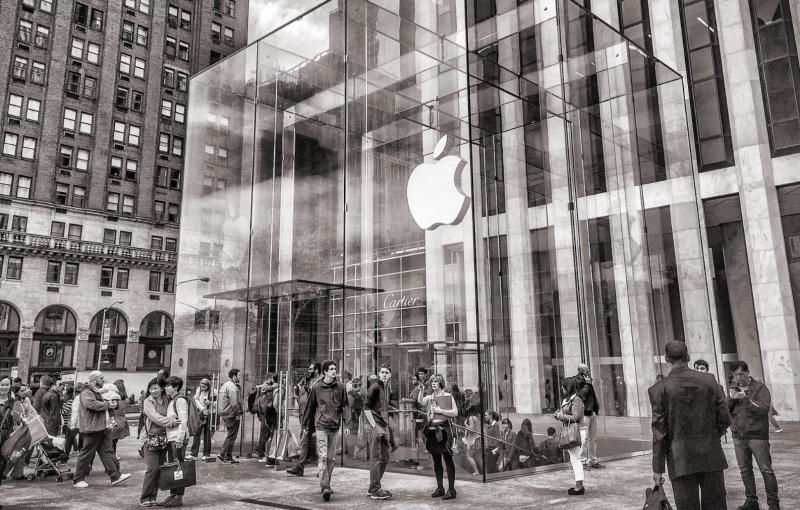 iPhone Curian dari Apple Store Bisa Tampilkan Notifikasi Dilacak