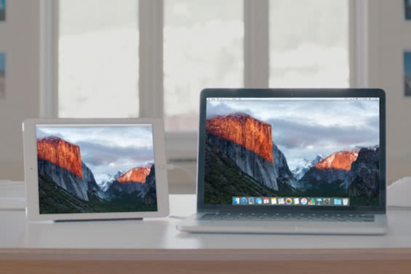 Tablet Android Bisa Jadi Layar Eksternal Mac via Duet Display