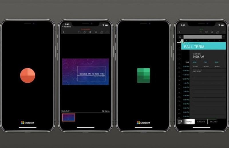 Microsoft Office for iOS Sudah Dukung Dark Mode