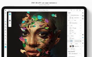 Adobe Siap Rilis Photoshop for iPad di Akhir Tahun 2019
