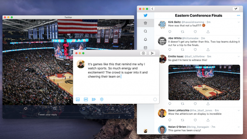Twitter for Mac Kembali Dirilis Berkat Project Catalyst