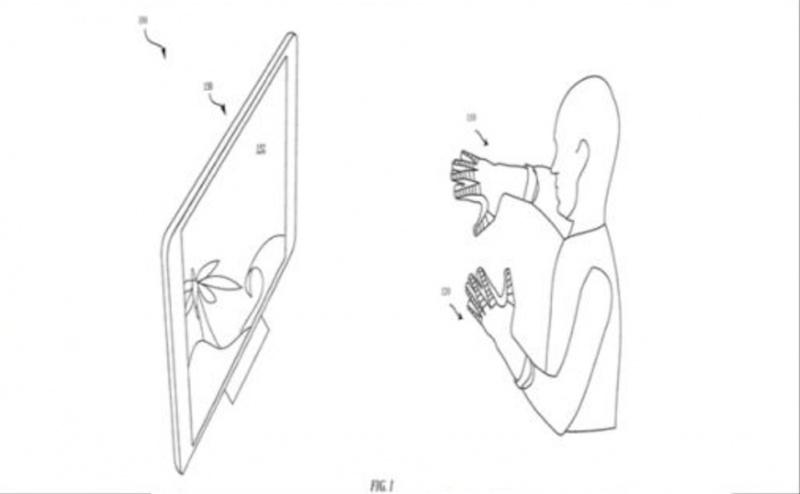 Apple Siapkan Paten Sarung Tangan VR Baru
