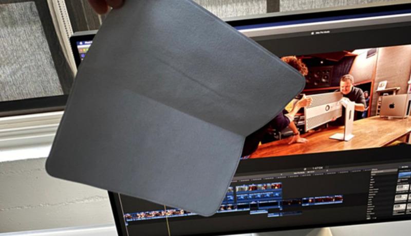 Apple Sarankan Kain Khusus Untuk Bersihkan Pro Display XDR