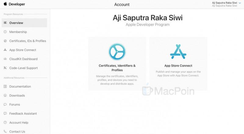 Cara Membuat Akun Apple Developer dengan Mudah