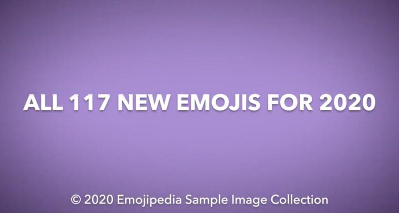Apple Siap Rilis 117 Emoji Baru di Tahun 2020 Ini