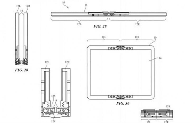 Apple Ajukan Paten Baru, Disinyalir Desain iPhone Lipat