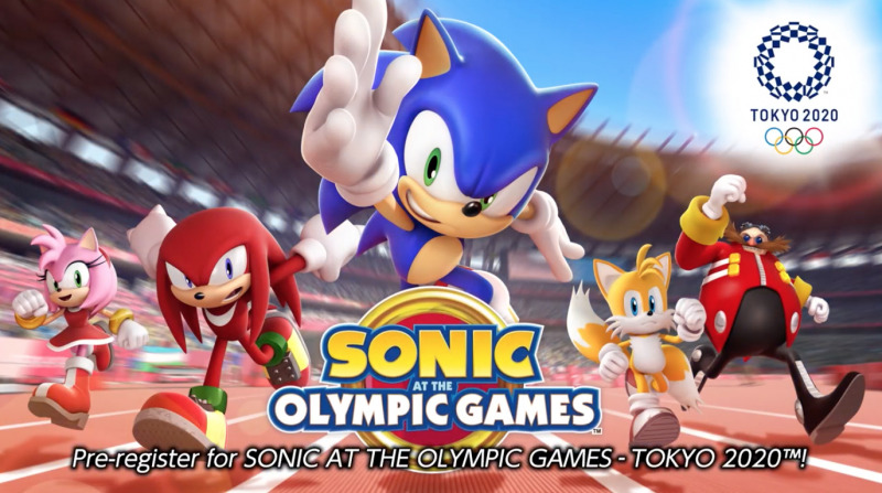 Sonic at the Olympic Games Siap Dirilis ke App Store