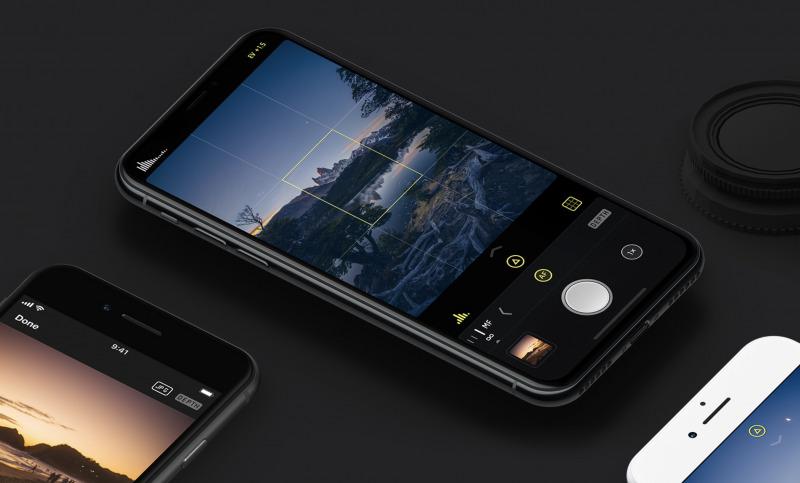 Update Halide Kini Support iPhone SE Secara Penuh