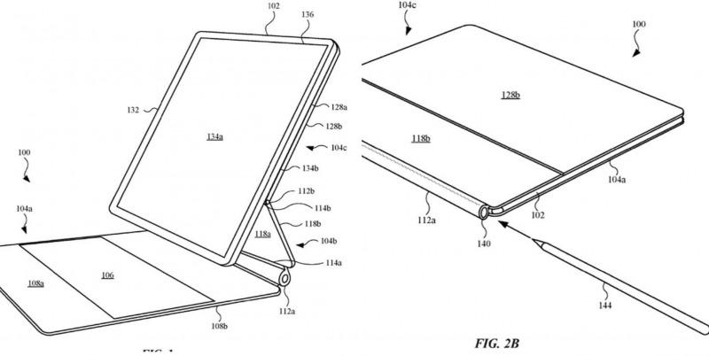 Magic Keyboard Baru Akan Punya Slot Apple Pencil?