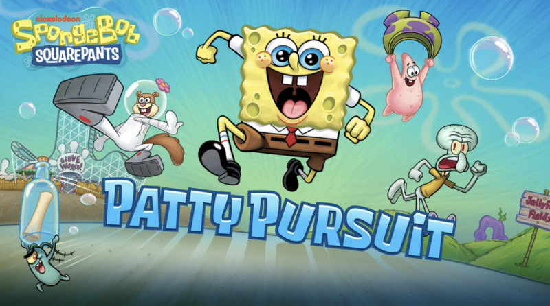 SpongeBob: Patty Pursuit Kini Hadir di Apple Arcade