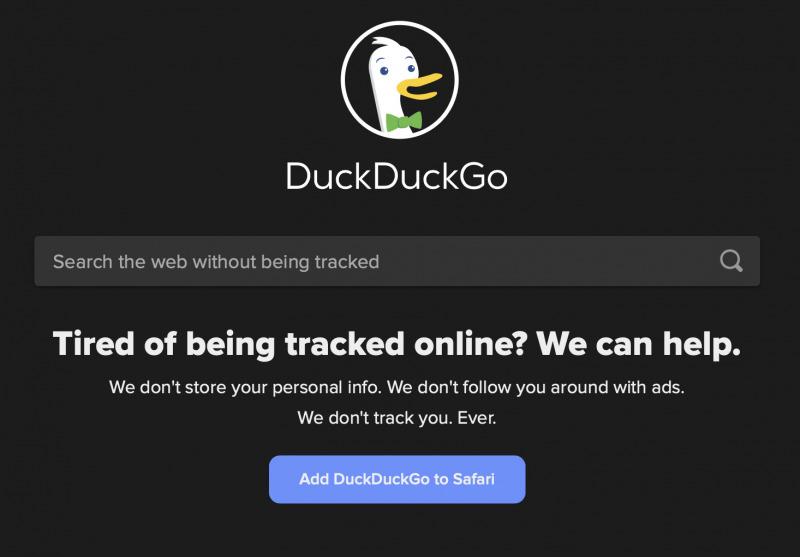 Apple Harus Segera Akuisisi DuckDuckGo