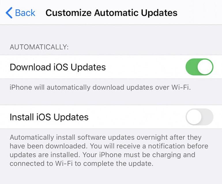 iOS 13.6 Akhirnya Bisa Matikan Update Otomatis iOS