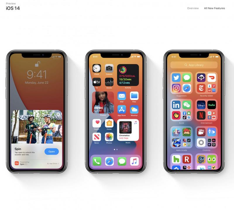 Apple Rilis iOS 14.1 dan iPadOS 14.1 ke Publik