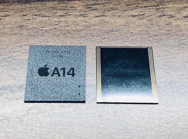 Inikah Foto Chip Apple A14 untuk iPhone 12 Mendatang?