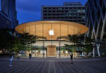 Apple Store Central World di Bangkok Dibuka 31 Juli 2020