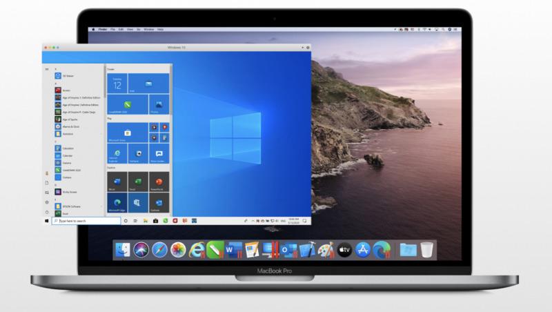 Parallels Desktop Akan Bisa Jalankan Windows di Mac M1