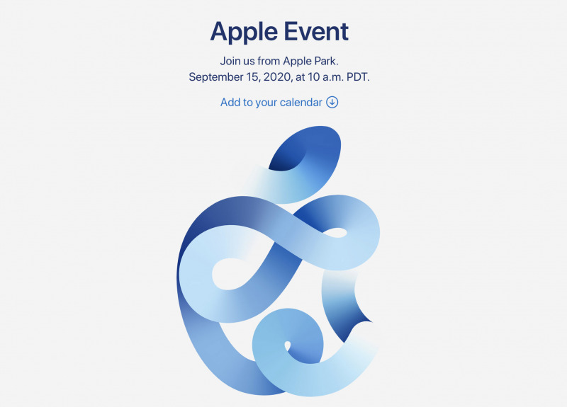 Apple Resmi Gelar Special Event Tanggal 15 September 2020