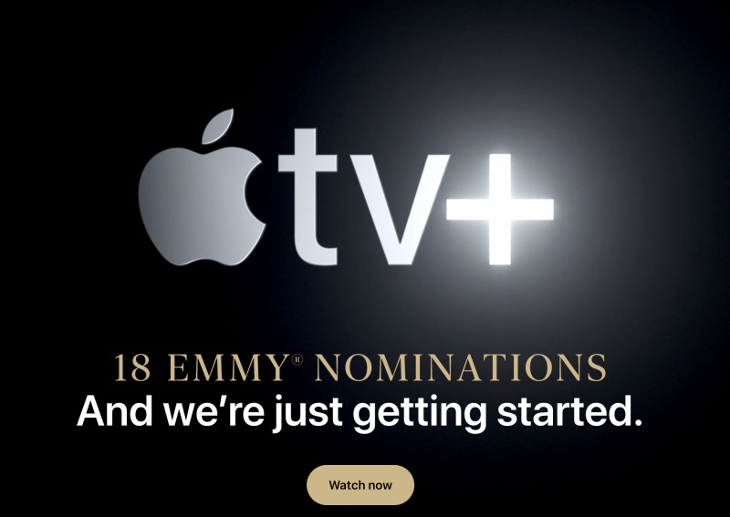 Apple Rilis Pengumuman 18 Nominasi Emmy Award Apple TV