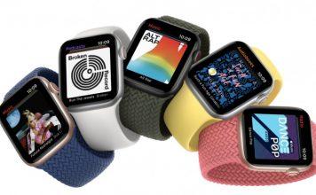 Apple Watch SE Diperkenalkan
