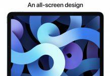 Apple Kenalkan iPad Air 4, Lebih Ngebut dari iPad Pro