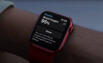 Fitur Blood Oxygen di Apple Watch Hadir di Banyak Negera