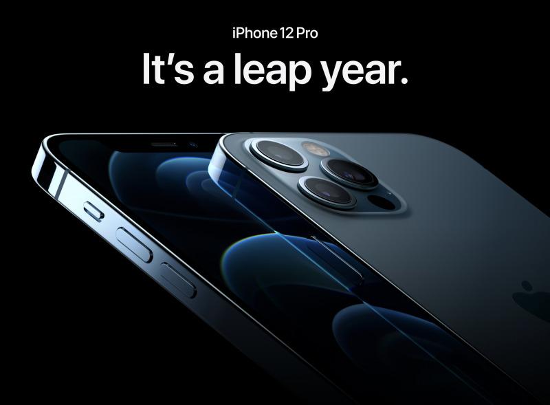 Apple Perkenalkan iPhone 12 Pro, Super Canggih!