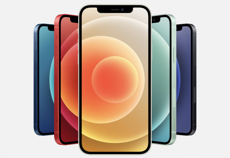Apple Perkenalkan iPhone 12, Support 5G dan 5 Pilihan Warna