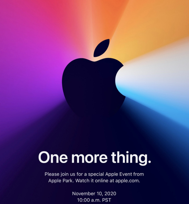 Akhirnya Apple Umumkan Apple Event November