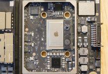 Seperti Inilah Penampakan Chip Apple M1 di Mac mini