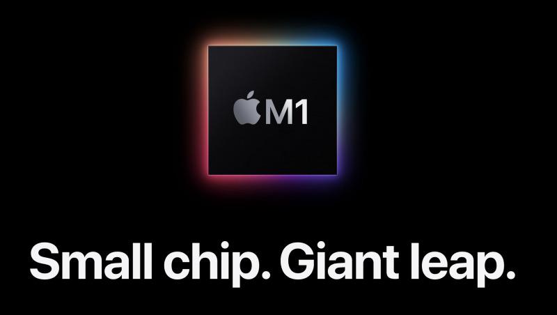 Gantikan Prosesor Intel, Apple Perkenalkan Chip M1 Untuk Mac