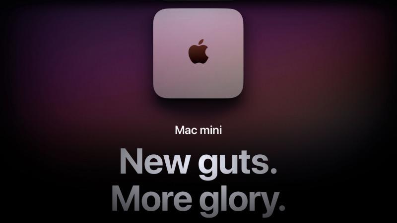 Apple Resmi Perkenalkan Mac Mini dengan Chip M1