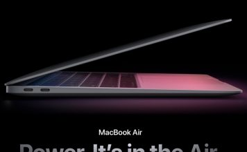 Apple Perkenalkan MacBook Air dengan Chip M1